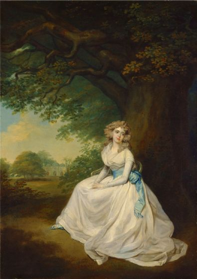 Devis, Arthur William: Lady Chambers. Fine Art Print/Poster (4804)